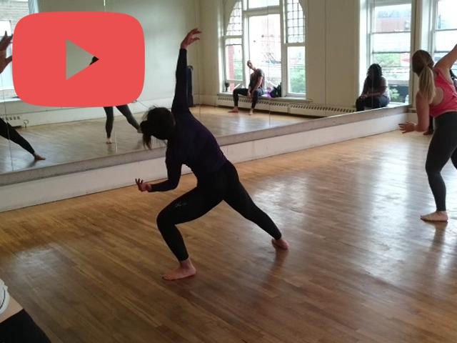 徳島県のちかダンス教室-コンテンポラリー